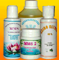 mms miracle mineral solution